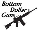 Bottom Dollar Guns Logo